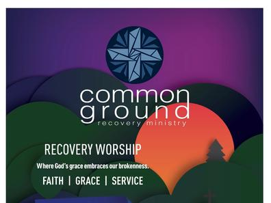 Common Ground Recovery Worship